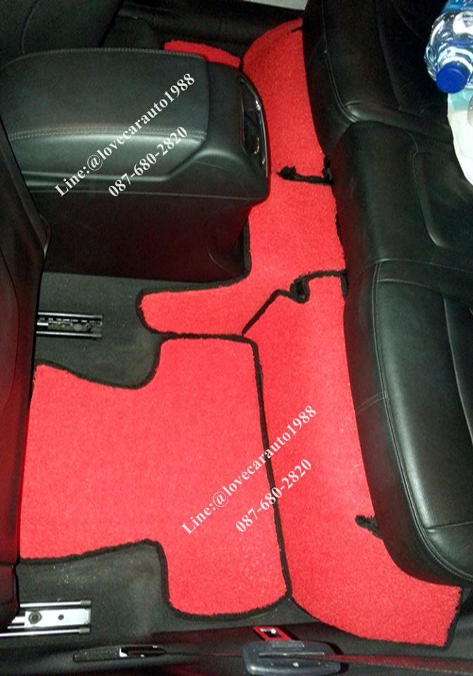 พรมปูพื้นรถยนต์เข้ารูป Audi Q5