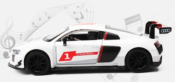 โมเดลรถเหล็ก โมเดลรถยนต์ Audi R8 LMS 3