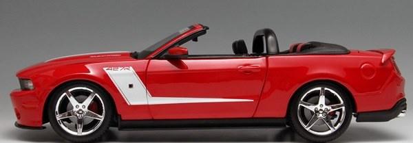 โมเดลรถ โมเดลรถเหล็ก โมเดลรถยนต์ Ford 2010 427R red 3