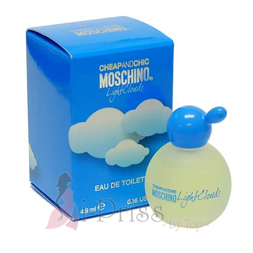Moschino Cheap And Chic Light Clouds (EAU DE TOILETTE)