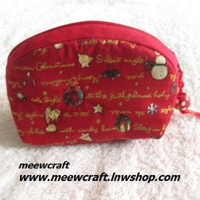 กระเป๋าสตางค์ ขนาดยาว13ซม.สูง10ซม. #055-010