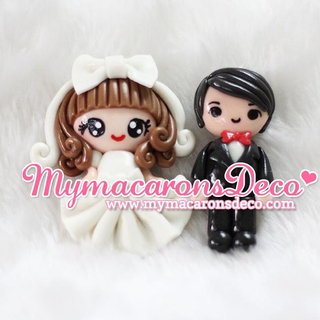 Doll A11 ( คู่บ่าว-สาว )