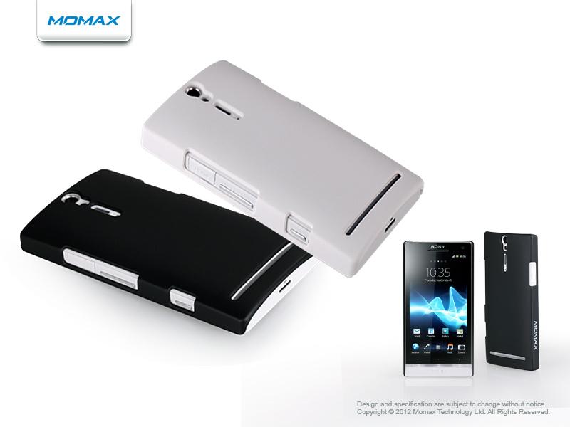 Case Momax Ultra Tough Slim for SONY Xperia S