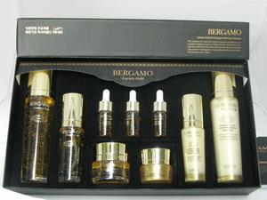**หมดจ้า** Bergamo - Luxury Gold 9 & Collagen Skin Care System
