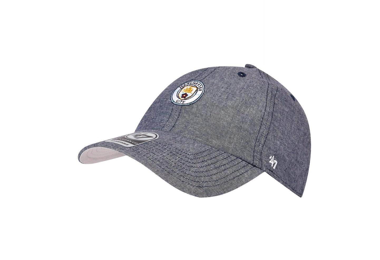 หมวกแมนเชสเตอร์ ซิตี้ 47 Monument Cap ของแท้