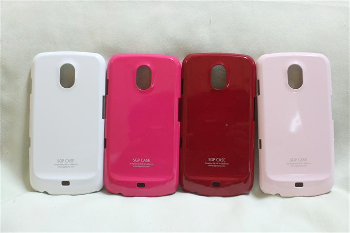 Case SGP Color for Samsung Galaxy Nexus