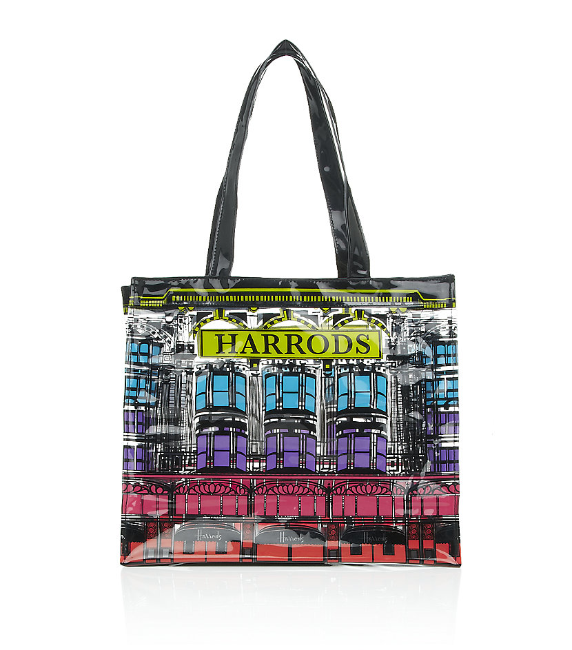 Harrods Celebration Jubilee Large Shoulder Bag 22