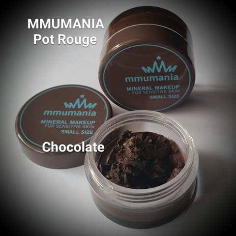 MMUMANIA Pot Rouge สี Chocolate ลิปสติกเนื้อเมทัลลิก สีน้ำตาล