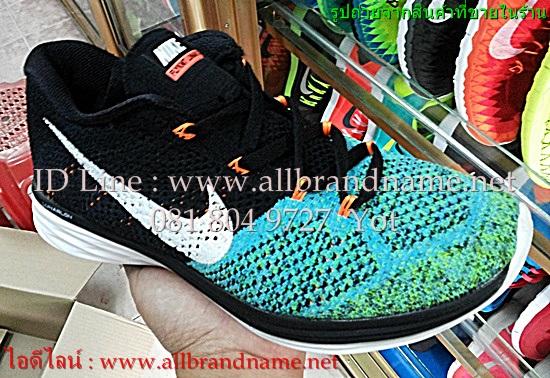รองเท้าวิ่งไนกี้ Nike Flyknit Lunar3 งานมิลเลอร์ ไซส์ 40-44