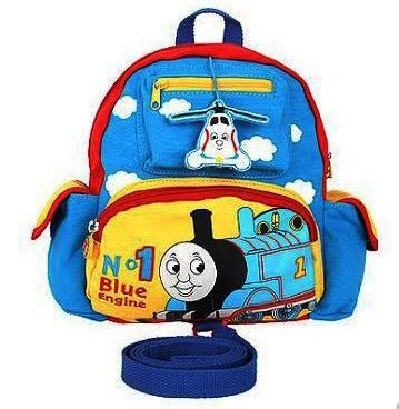 กระเป๋าเป้โทมัส พร้อมสายจูง