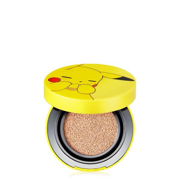 Tonymoly Pokemon Pikachu mini cushion cover