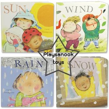 PBP-241 หนังสือ ชุด Whatever the Weather!