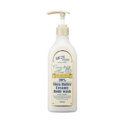 Skinfood Shea Butter Creamy Body Wash