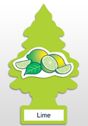 กลิ่น Lime กลิ่นหอมของมะนาวสด หั่นบางๆ