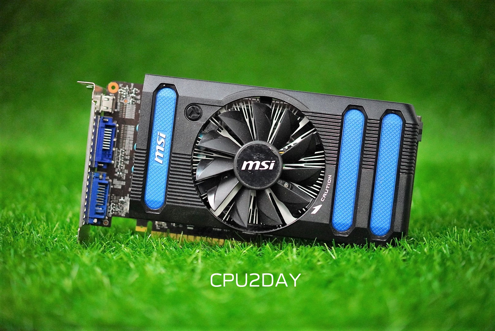 MSI GTX550Ti 1G 192BIT GDDR5