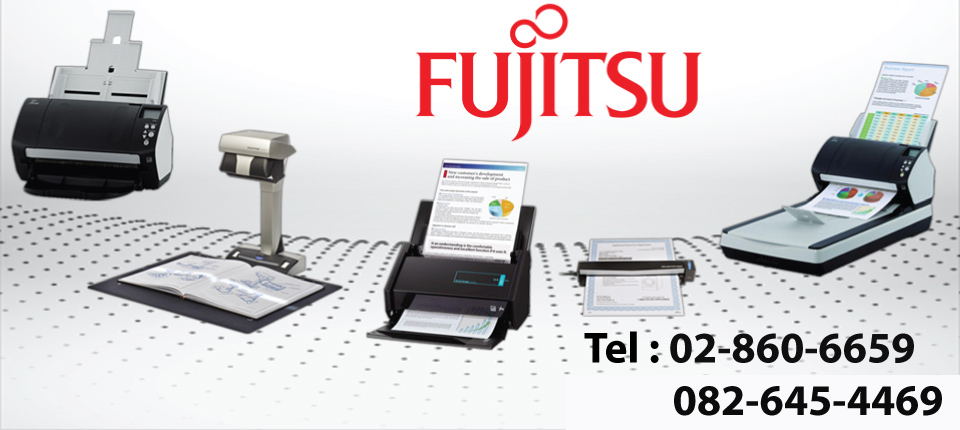 Fujitsu Scanner by K&O