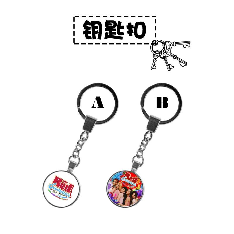 พวงกุญแจ Red Velvet -ระบุแบบ-