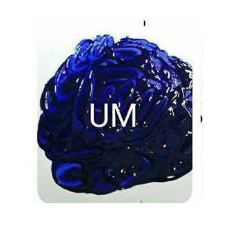 สี Ultramarine Blue แบบ Paste
