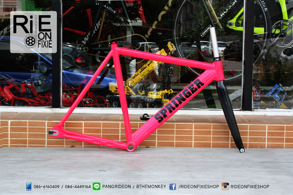 SPRINGER NEO FRAME - Pink