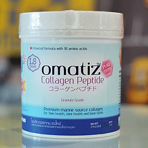 Omatiz Collagen Peptide โอเมทิซ คอลลาเจน เพียว