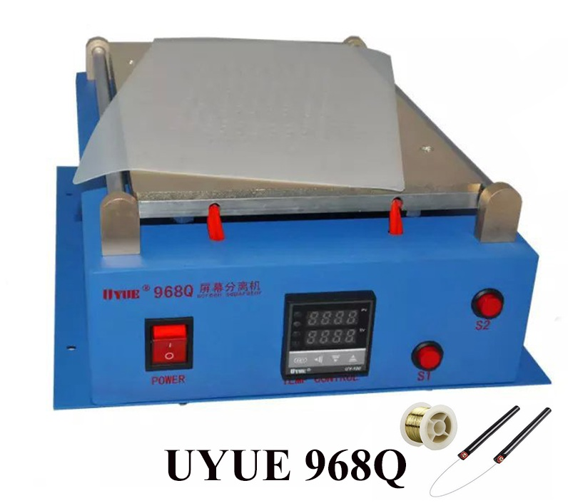 Hot Plate 968Q High Quaility 14 inches Build-in Pump Vacuum LCD Separator Machine
