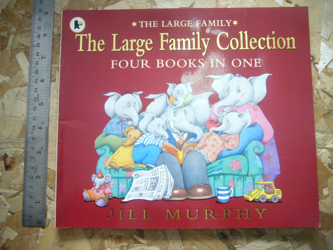 The Large Family Collection (Four Book in One)