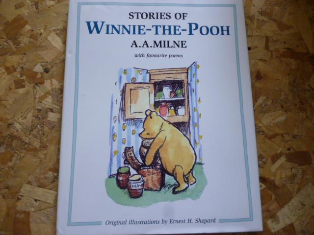 Stories of Winnie-The-Pooh