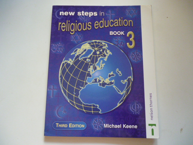 New steps in Religious Education Book 3