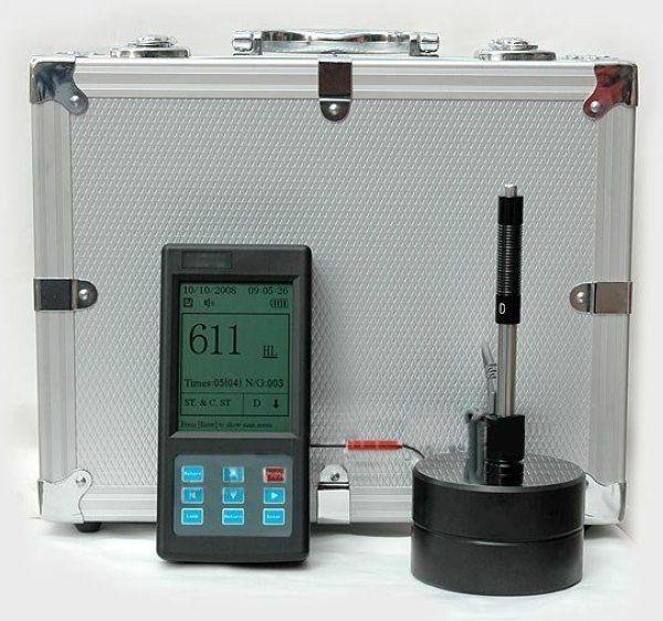เครื่องวัดความแข็งแบบพกพาได้ รุ่น HLN200 (Portable Rebound Leeb Hardness Tester w/Software Br)