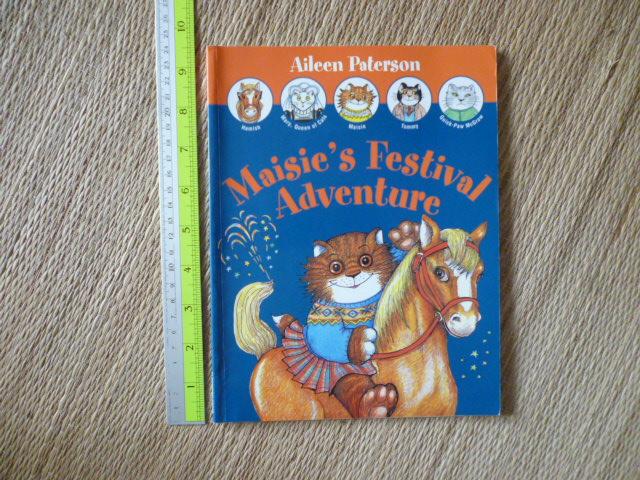 Maisie's Festival Adventure (Paperback)