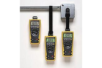 มัลติมิเตอร์แบบดิจิตอล True RMS (Digital Multimeter) ราคากันเอง รุ่น Fluke 179 วัดอุณหภูมิได้