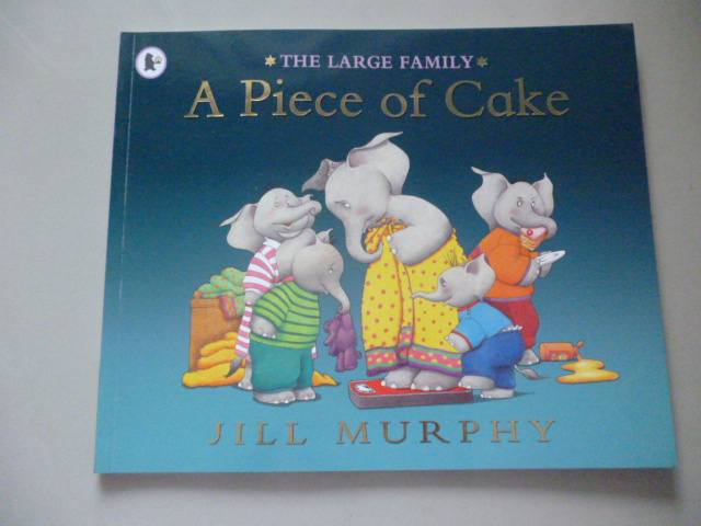 A Piece of Cake (The Large Family)