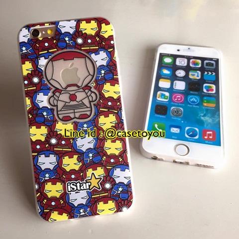 iStar Ironman case สำหรับ iPhone 6 Plus /6S Plus