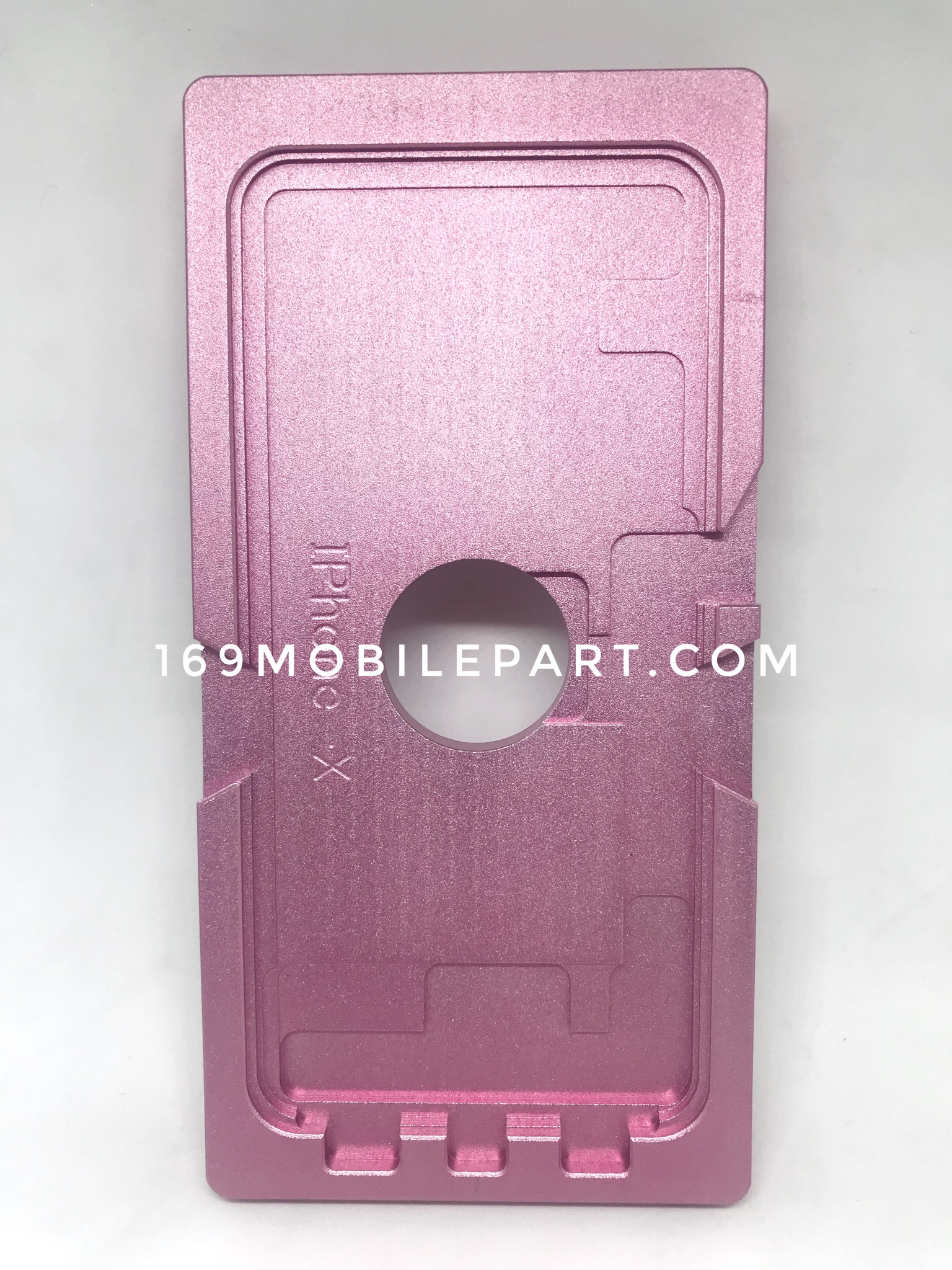 บล็อกวางจอไอโฟน iPhone X (งานลอกกระจก)