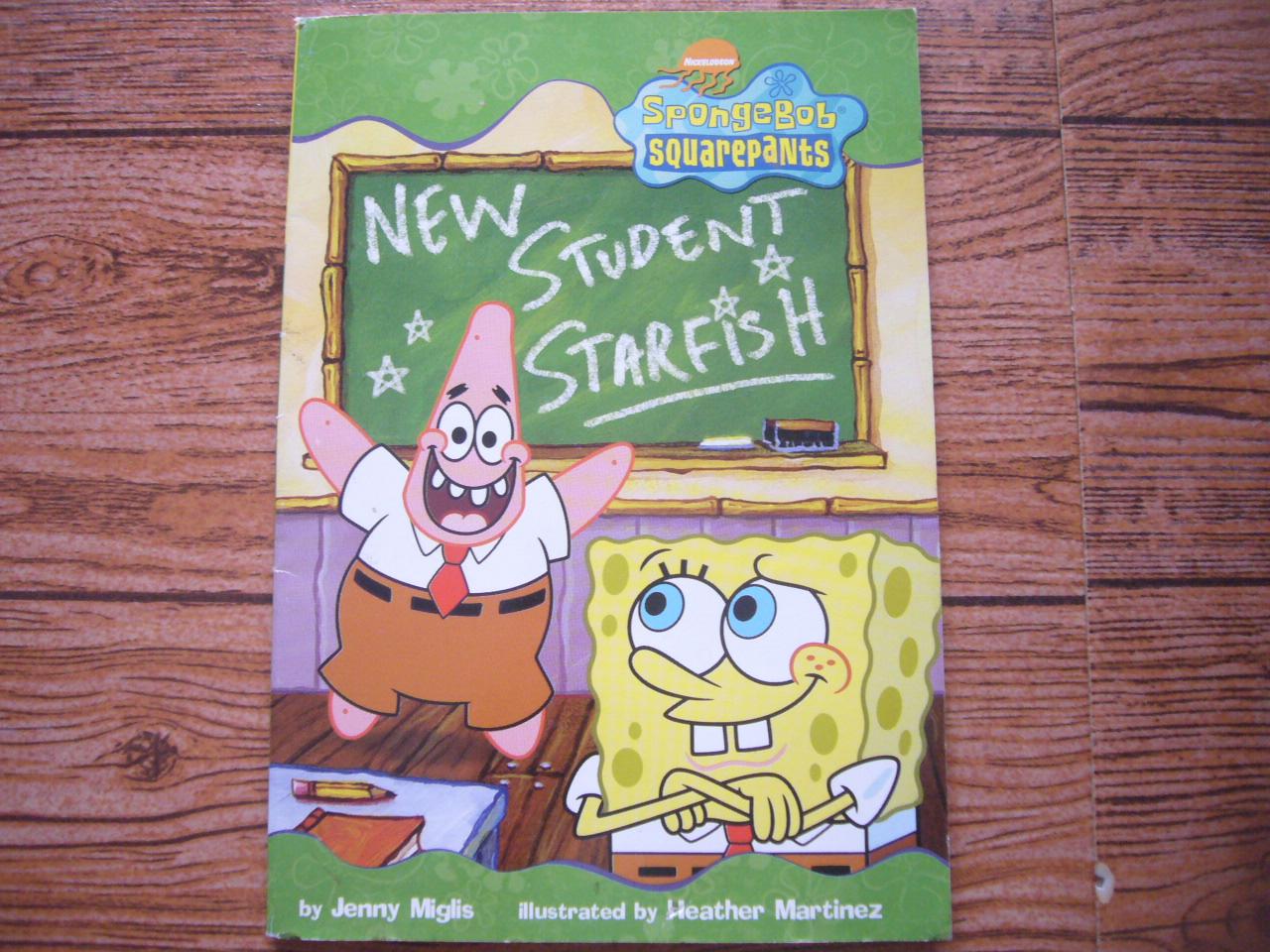 New Student Starfish (SpongeBOB)