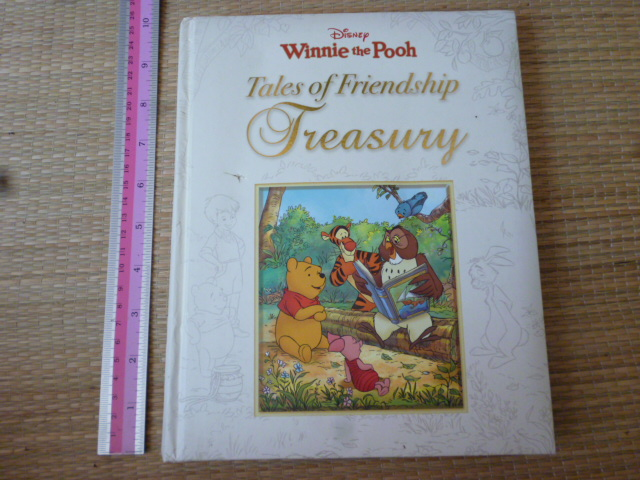 (Disney Winnie the Pooh) Tales of Friendship Treasury