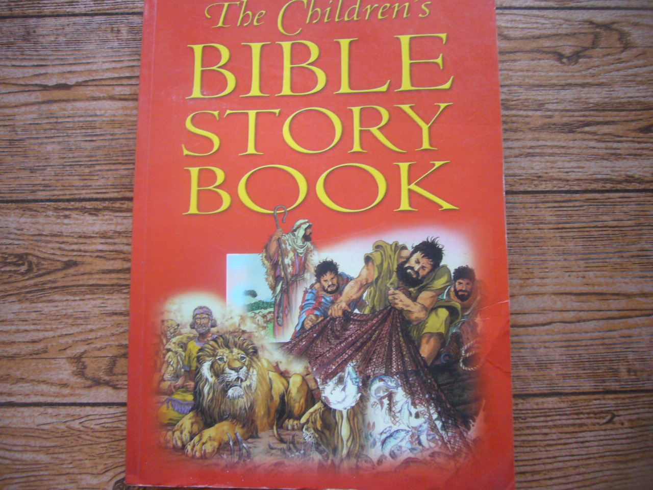 The Children's Bible Story Book