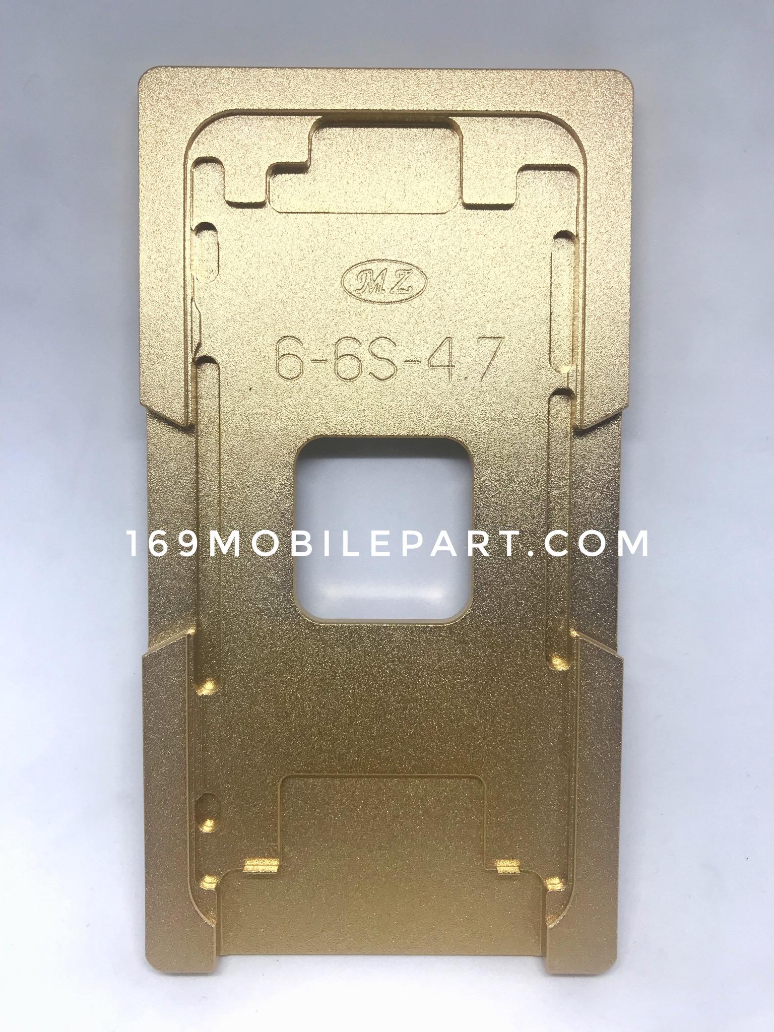 บล็อกวางจอไอโฟน iPhone 6,6S 4.7 นิ้ว (งานลอกกระจก)
