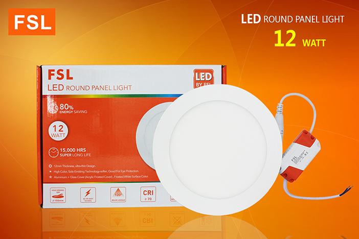 """ดาวน์ไลท์ LED 6"""" 12W Day แสงขาว"""