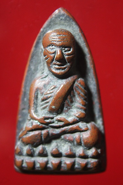 หลวงปู่ทวด พิมพ์ใหญ่ A บัวขีด วัดช้างให้ จ.ปัตตานี ปี2505
