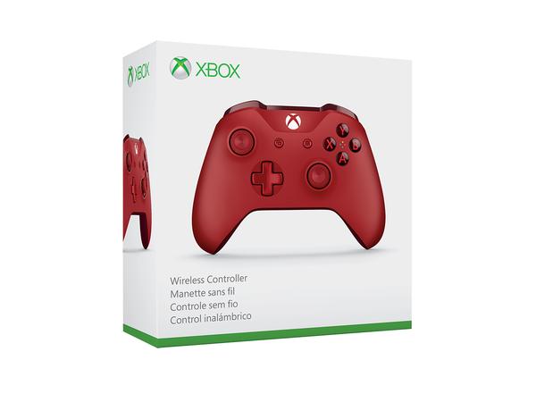 Xbox One S (Gen3) Red (Wireless & Bluetooth) (ประกัน 3 เดือน)