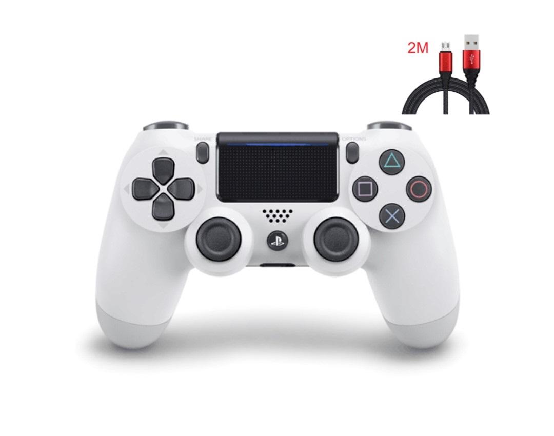New PS4 Controller : Dual Shock 4 Glacier White
