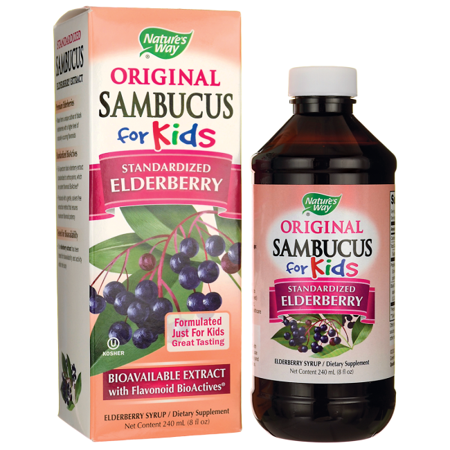 Original Sambucus for Kids 240mL