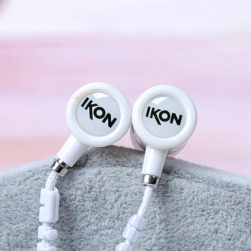 KINU3 หูฟัง ของติ่งเกาหลี IKON ของแฟนเมด