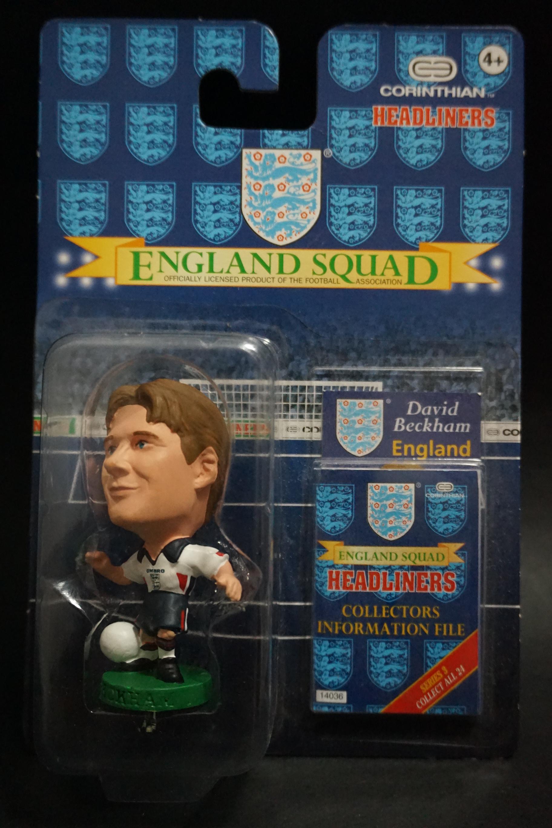 E80 David Beckham