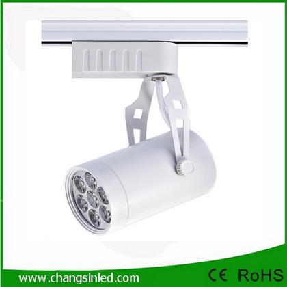 โคมไฟ LED Track Light 7W เป็นชุดโคมไฟใช้กับรางไฟ โคมสีขาว