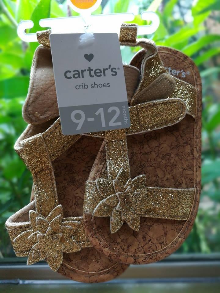 Carter's size 9-12months