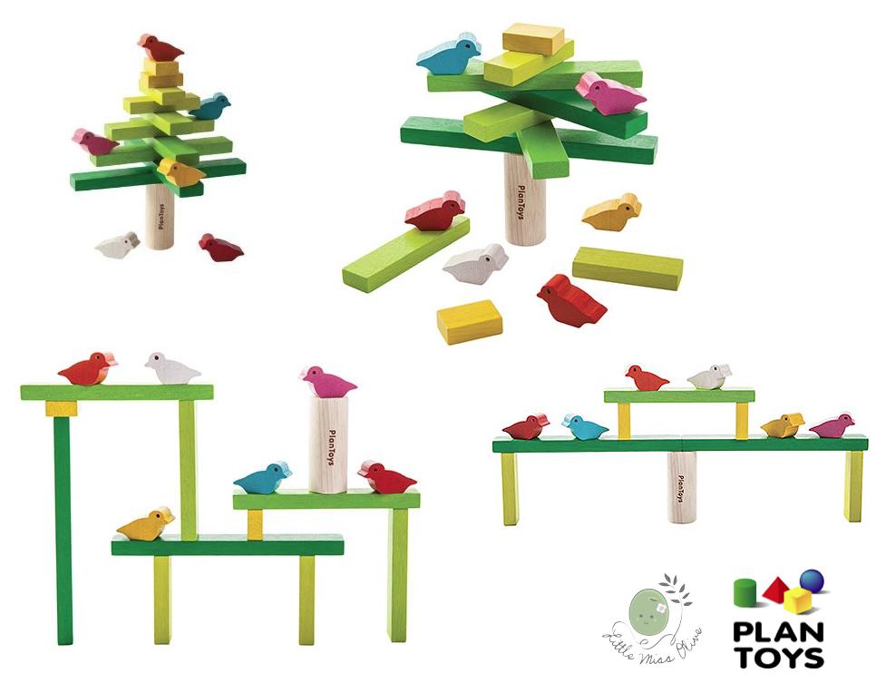 Balancing Tree จาก Plan Toys