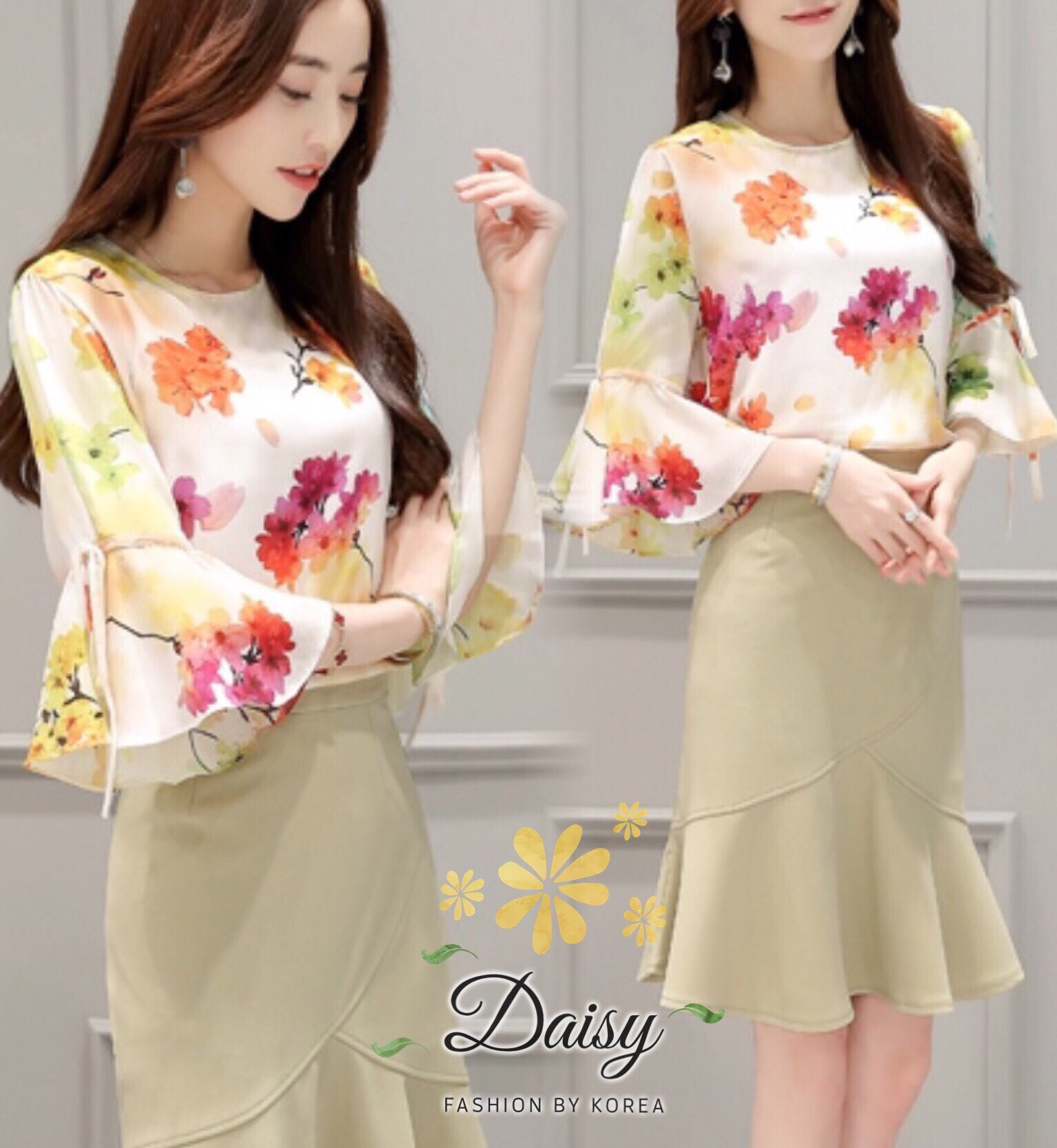 Daisy Italian silk soft and silky smooth dress