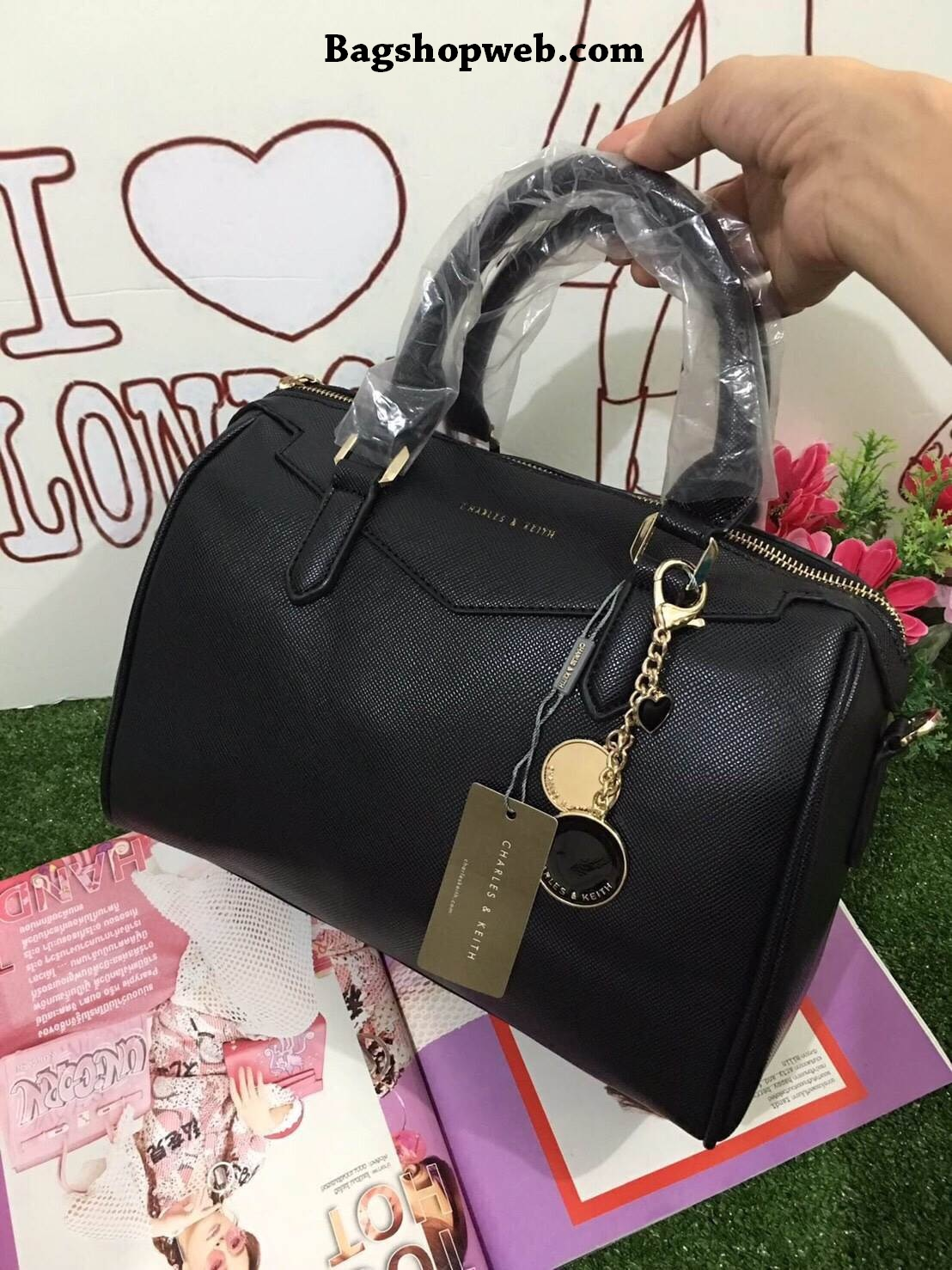 Charles & Keith Classic Bowing Bag BestSeller